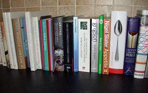 Cookbooks 300x190 Quieres ser Chef?