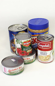 canned food 192x300 Que son las gamas de Alimento?