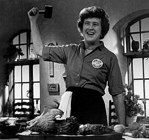 julia child cocinando 300x281 Quien es Julia Child?