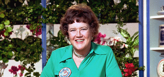 Quien es Julia Child?
