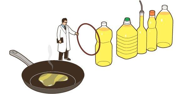 Aceites y temperatura Los Paradigmas del Aceite de Oliva