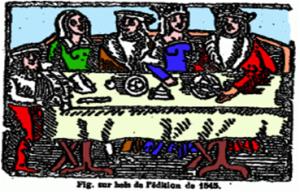 Banquetes realeza im 300x193 Historia de la Cocina, un buen resumen