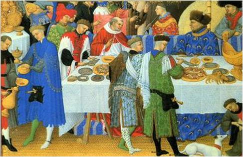 Historia de la cocina im Historia de la Cocina, un buen resumen