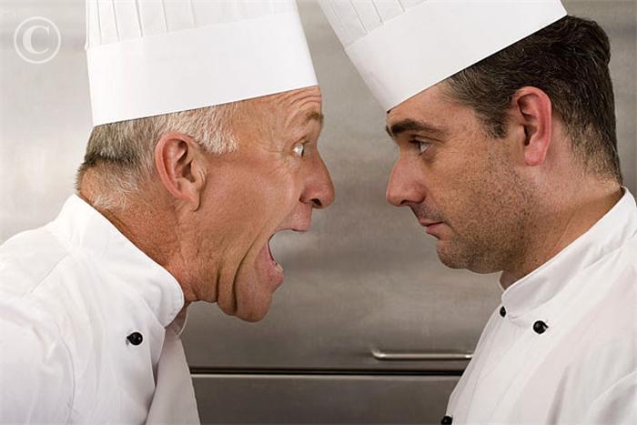 quedo claro chef El credo del Chef