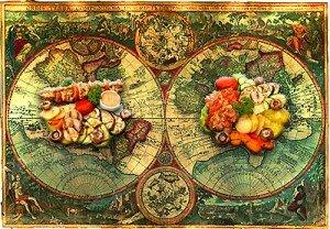 estilos internacionales 300x208 ¿Cuál es tu estilo de cocina? 7 opciones para elegir