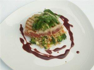 plato con unidad im 300x224 Presentacion y Montaje de platos, la guia definitiva