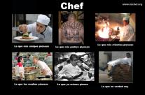 Chef, lo que piensan
