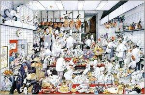 LeBordel im 300x197 Una cocina normal...