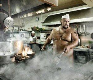chef irresponsable im 300x258 5 cosas que (personalmente) no se toleran en un cocinero