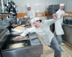 el mismo error im 300x238 5 cosas que (personalmente) no se toleran en un cocinero