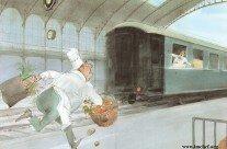 Catering para trenes