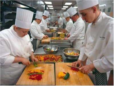 8 verbos que resumen el aprendizaje de un cocinero