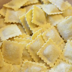 Ravioles o raviolis. Su historia, orígenes y variedades