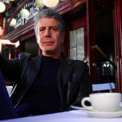 Quien es Anthony Bourdain?